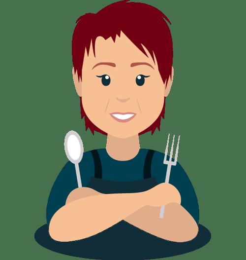 Täglich frisches essen